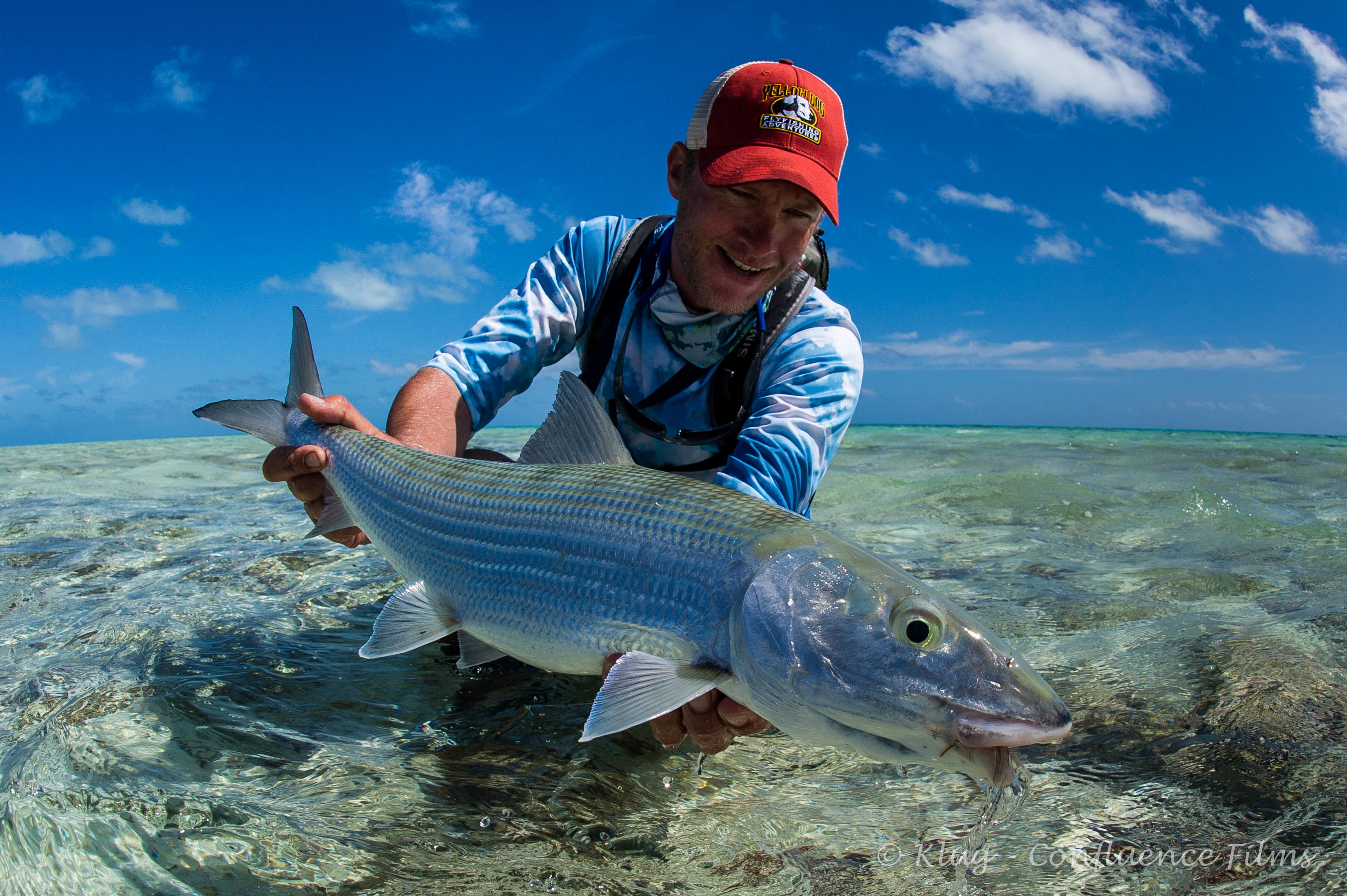 Fly fishing film waypoints from confluence films to for Fly fishing films