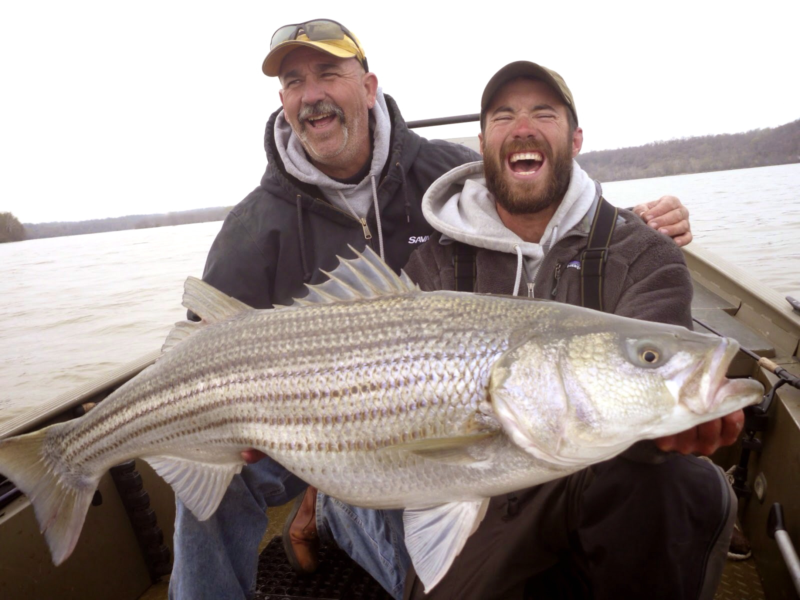 Fly fishing guide profile tyler nonn of tidewater for Striper fishing chesapeake bay