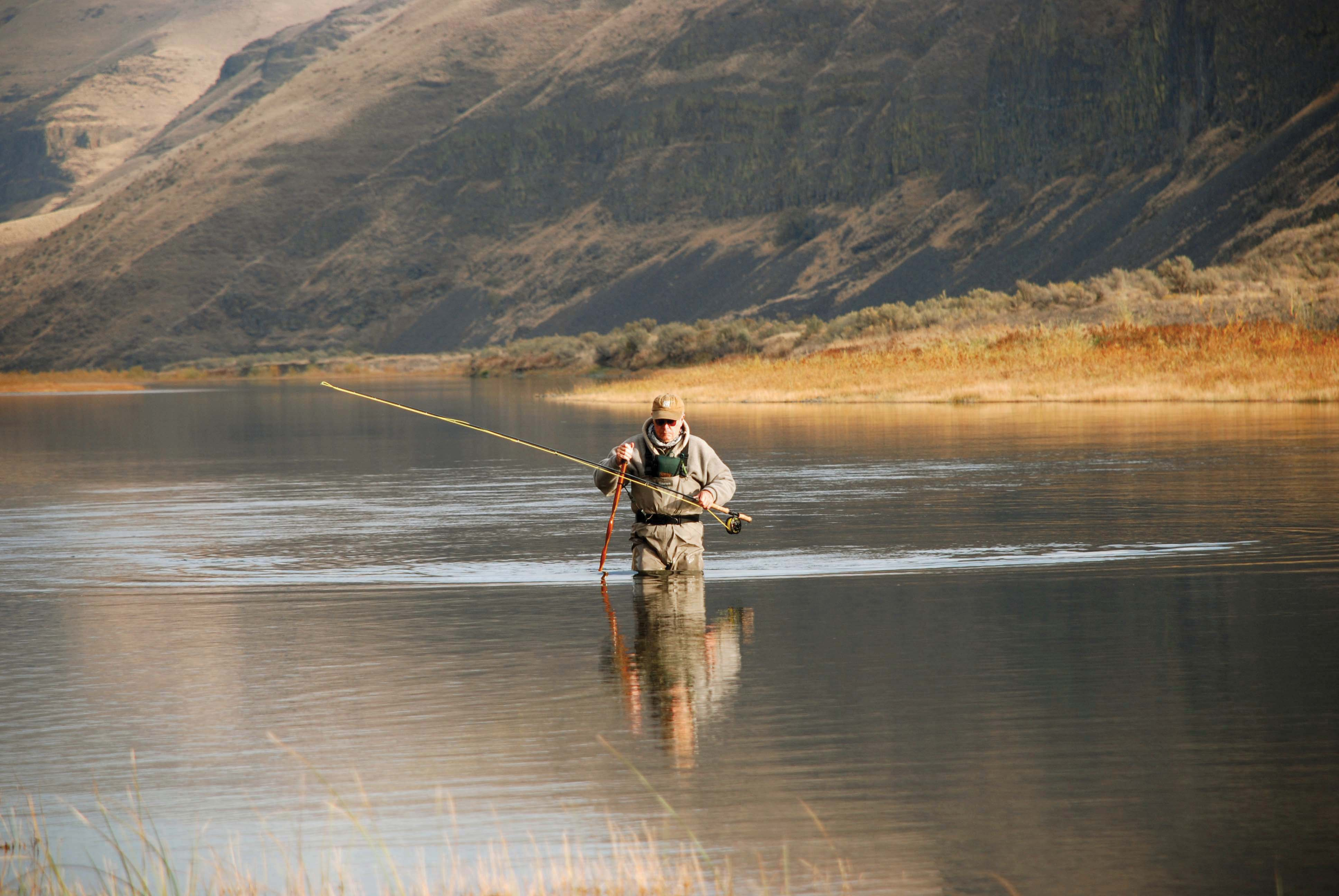 Fishpond s co lab with chaco raises 10 000 for western for Fishpond fly fishing